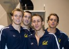 Cal 400 Medley relay team 2012 NCAA Team Champions(Photo Courtesy: ©Tim Binning/TheSwimPictures.com)