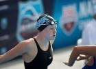 Novaquatics swimmer Ella Eastin