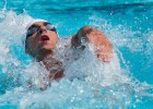 Race Video: Michael Phelps Wins 100 Back in 53.88, 2014 Bulldog Grand Slam