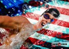 Conor Dwyer, 2012 Olympian (Photo Credit: Tim Binning, theswimpictures)