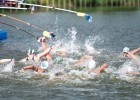 Open Water Swimming - Mike Lewis - Feeding