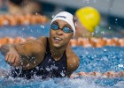 Arianna Vanderpool-Wallace, Auburn University Swimming, 50 freestyle championships, NCAA Championships (Photo Credit: Tim Binning, theswimpictures)