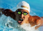 Chad Le Clos, 200 butterfly, Olympic Gold Medalist (Photo Credit: Fabio Ferrari / Lapresse)