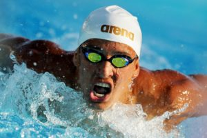 RACE VIDEO: Watch Chad le Clos win 200 Butterfly World Championship scm
