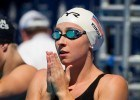 Ariana Kukors, 400 IM, prelims, 2010 National Championships (Photo Credit: Tim Binning, the swim pictures)