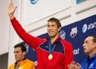 Matt Grevers set the second American record of the night Friday at AT&T Nationals.