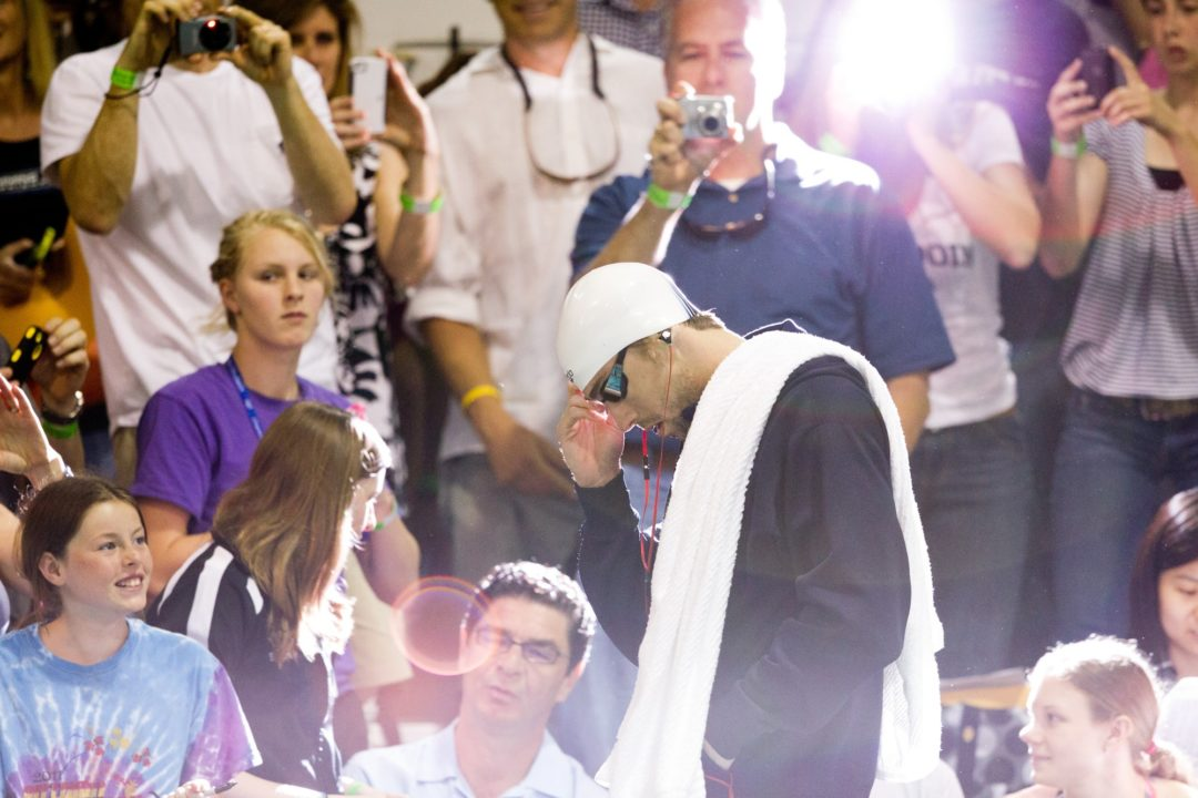 Michael Phelps' Olympic Super Agent, Carlisle, Respected as Creative Force