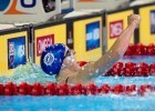 Katie Ledecky, 800 free, championship final, 2012 US Olympic Swimming Trials (Photo Credit: Tim Binning, the swim pictures)