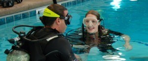Missy Franklin, Olympic Champion & scuba diver