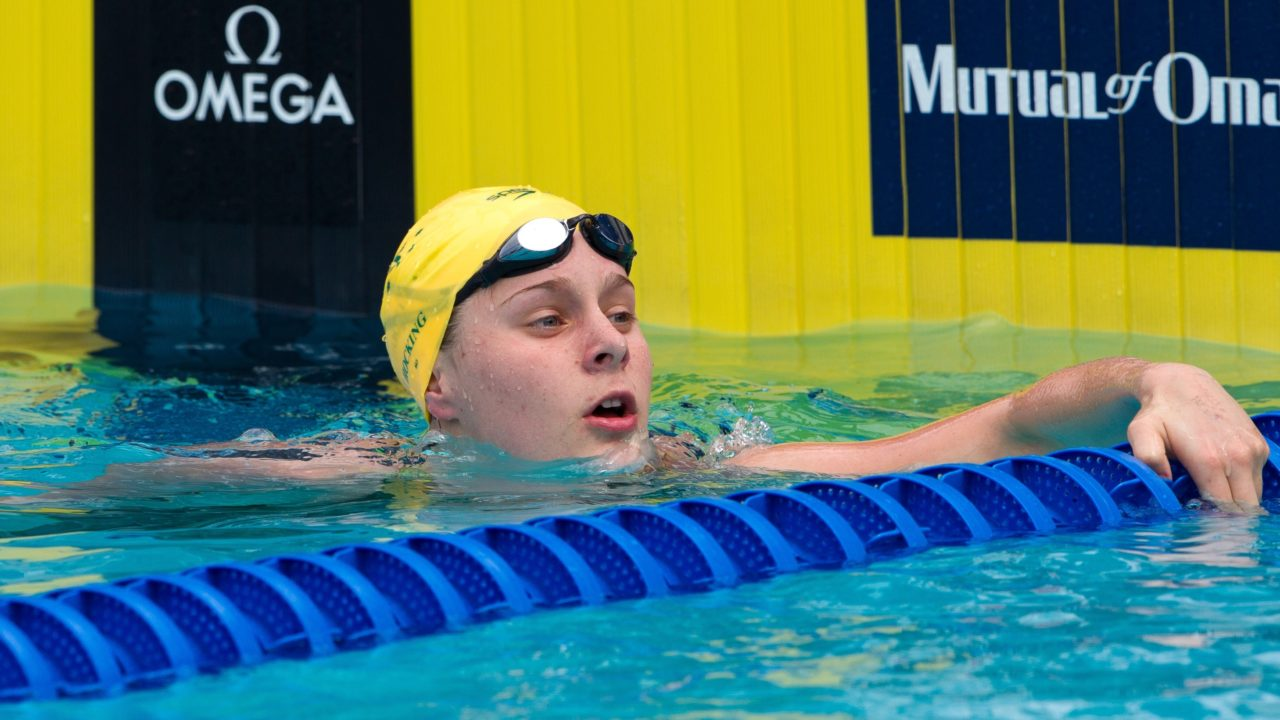 Record Breaking evening for Belinda Hocking, Day Two Victorian Open Championships