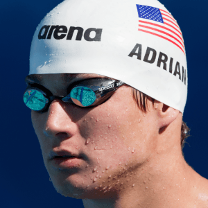 Nathan Adrian, Olympic Gold Medalist, will compete at the 2013 Austin Grand Prix (Photo Credit: Tim Binning)