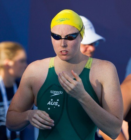 Sarah Katsoulis, Swimming Australia (Swim Photo Credit: Tim Binning, theswimpictures)
