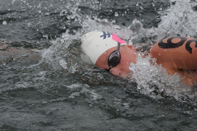 Open Water Swimming - Emily Brunemann - Mike Lewis