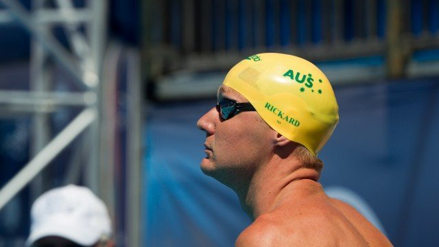 Brenton Rickard, Swimming Australia (Swim Photo Credit: Tim Binning, theswimpictures)