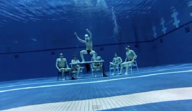 Open Turn: What's hotter, High School Swimming or The Harlem Shake?