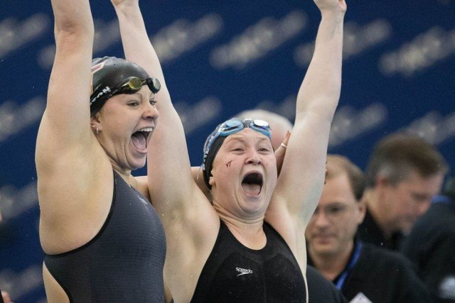 Virginia Tech 200 medley relay win 2013 ACC Championships