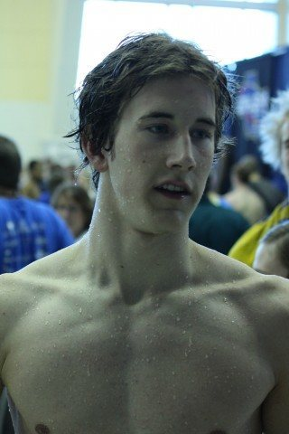Ty Powers, swimming, Georgia High School State Championship
