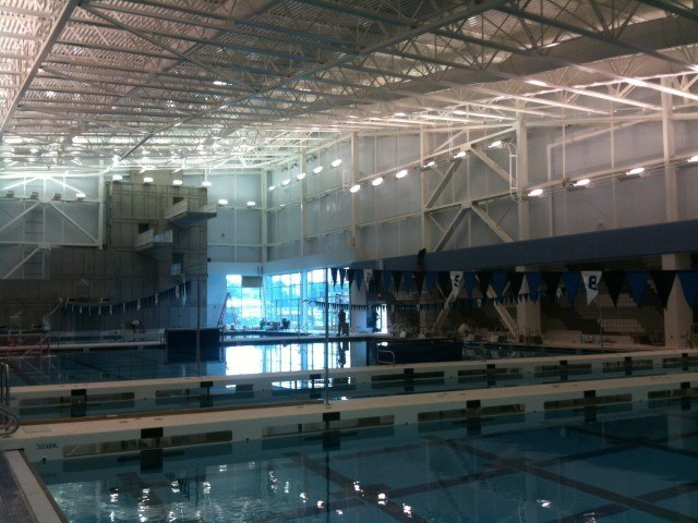 Greensboro Aquatics Center
