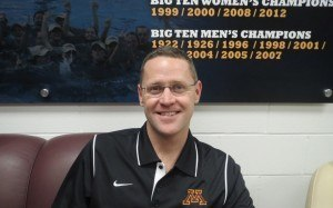 Kelly Kremer, Minnosata Head Coach