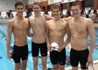 SwimMAC Carolina 400 free relay NAG Record