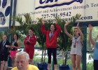 Regan Barney Showcase Classic 200 IM Podium