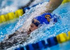 Elizabeth Beisel wins the 400 IM in 4:41.30 at the 2013 Charlotte Ultraswim (photo credit: Tim Binning, the swim pictures)