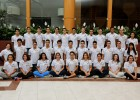 Clinica de Natacao Mundial Junior 2013