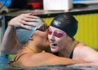 Missy Franklin and future teammate at Cal Berkely, Elizabeth Pelton, were the top two finishers in the 200 backstroke. Their times stand as the top two times in the world for 2013.
