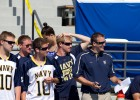 Spitz Pool Record Goes Down as Navy Tops Army in Patriot League Duel