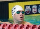 David Plummer is the top seed in the 50 backstroke with a time of 24.80 at the 2013 World Championship Trials.