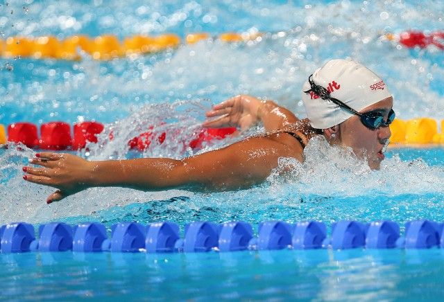 Noemie Thomas (Photo Courtesy Swimming Canada/Ian MacNicol)