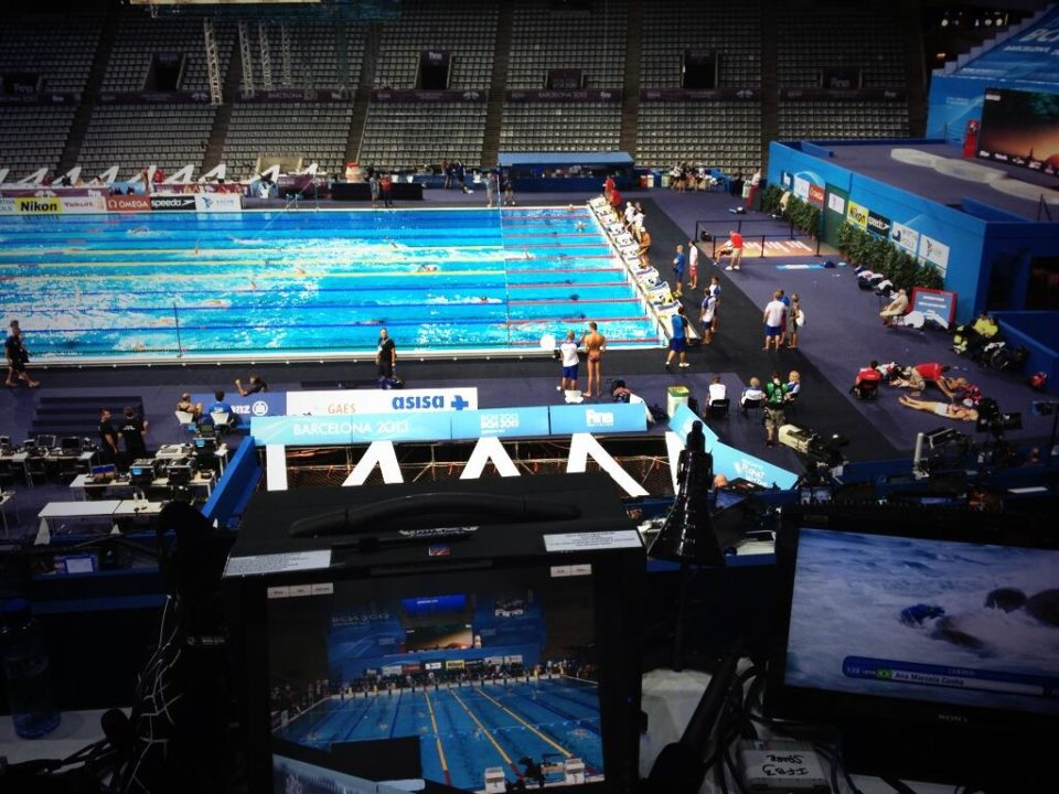 What's the Buzz On The Web: Twas the Night Before Swimming