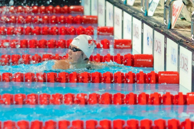 YE Shiwen, 200 IM,  tops semi finals at 2013 FINA World Championships (Photo Credit: Victor Puig, victorpuig.com)