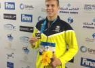 Luke Percy Medal 50 free