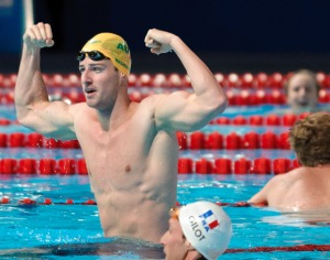 James Magnussen on 2011 Scuffle with Russians in 4×100 Free Ready Room