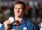 Ryan Lochte, 200 backstroke, 2013 FINA World Championships (Photo Credit: Victor Puig)