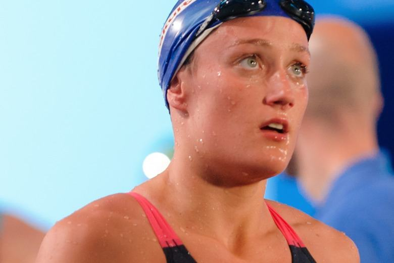 2013 FINA Worlds Photo Vault Day 6 Prelims: Belmonte Garcia Will be 4th in 800 Free Final
