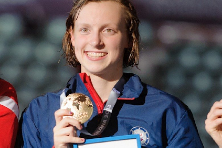 United States Report Day 7:  Ledecky Lights-Out Again