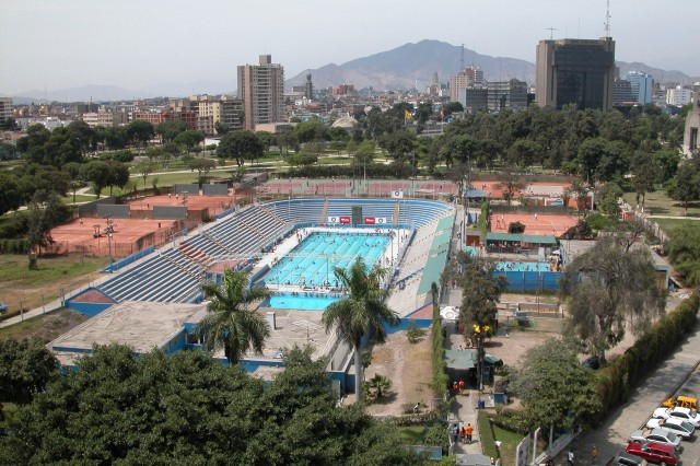 Photo Courtesy: Peruvian National Swimming Federation