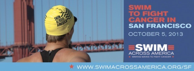 Swim Across American SF 2013