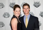 Missy Franklin at the 2013 Golden Goggles (courtesy of Melissa Lundie, melissalundie.com)