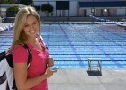 "Chloe Sutton - ""Swim Like a Champion"" behind the scenes  (courtesy of Fitter and Faster Tour presented by Swimoutlet.com)"