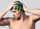 Ryan Lochte, Art of the Cap (courtesy of Speedo USA)