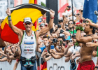 2013 Ironman Kona World Champion, Frederik van Lierde (courtesy of FINIS)