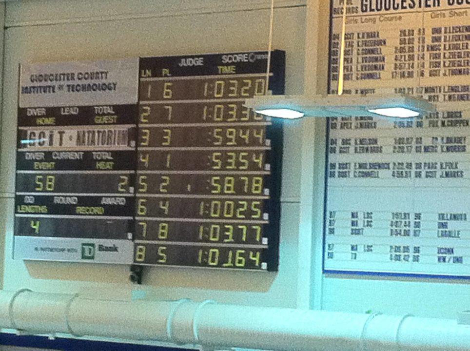 12-Year Old Destin Lasco Re-Breaks His Own NAG Record in 100 Back