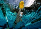 Swim Training: Try This Backstroke Set With Kickboard & Paddles