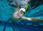 Jason Dunford showcasing the FINIS snorkel