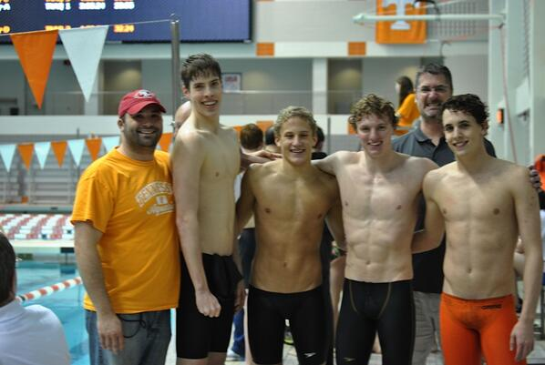 Pilot Aquatic Club 800 Free Relay