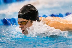 Race Video: Michael Andrew 100 Yard Butterfly 13-14 NAG Record, 46.95