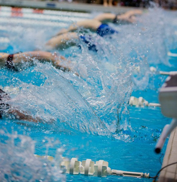 Williams Senior Ben Lin Lowers Own NCAA D3 100 Back Record to 46.62